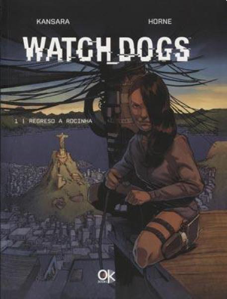 WATCH DOGS 1 - REGRESO A ROCINHA