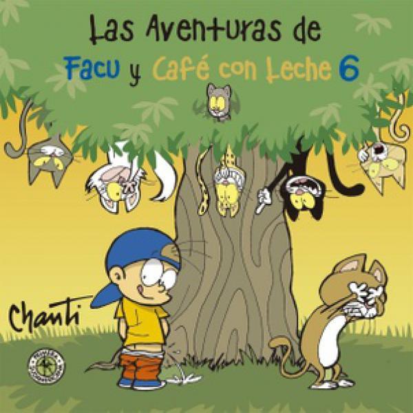AVENTURAS DE FACU Y CAFE CON LECHE 6