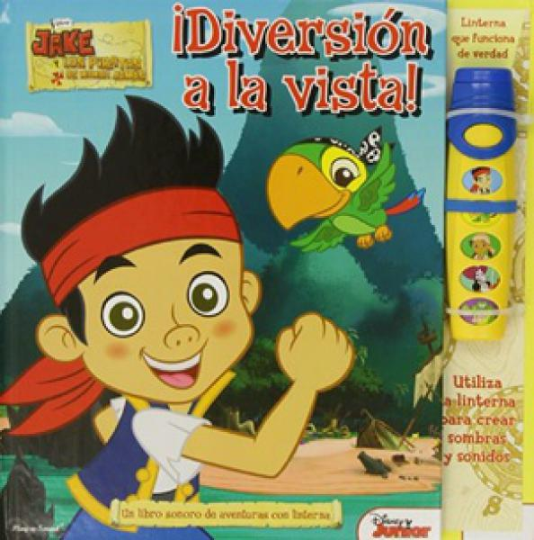 JAKE - ¡DIVERSION A LA VISTA!