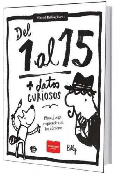 DEL 1 AL 15 + DATOS CURIOSOS