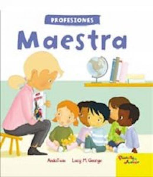 PROFESIONES MAESTRA