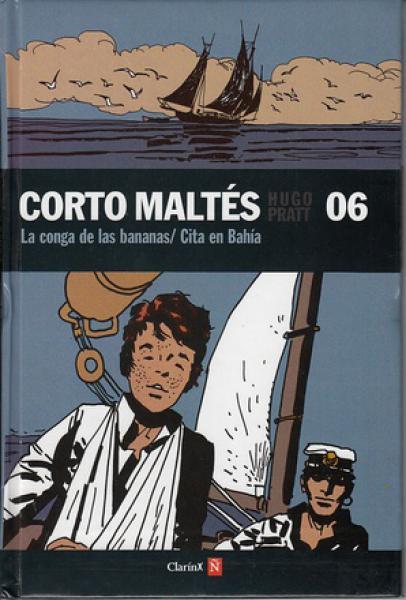 CORTO MALTES 6 - LA CONGA DE LAS BANANAS