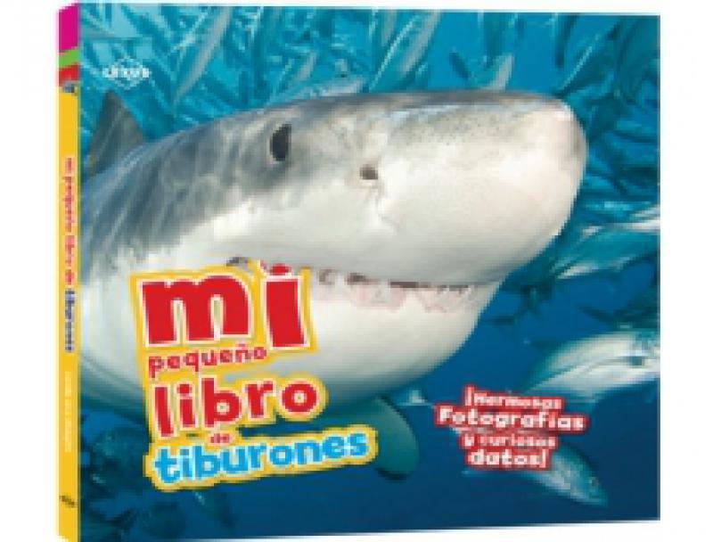 MI PEQUEÑO LIBRO DE TIBURONES