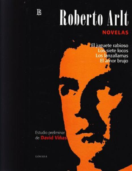 ROBERTO ARLT-NOVELAS T.1
