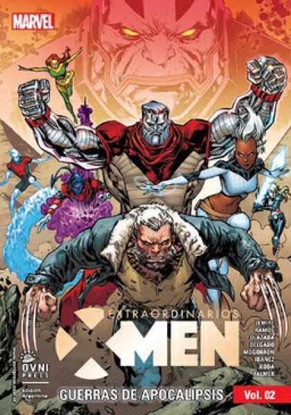 EXTRAORDINARIOS X-MEN VOL.2