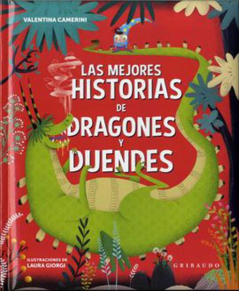 MEJORES HISTORIAS DE DRAGONES Y DUENDES