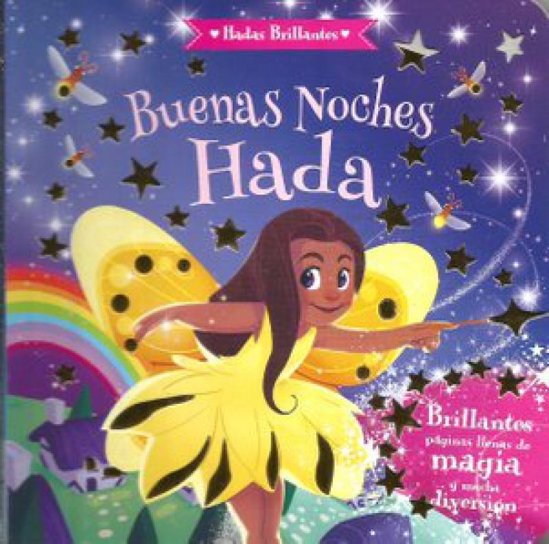 BUENAS NOCHES HADA HADAS BRILLANTES