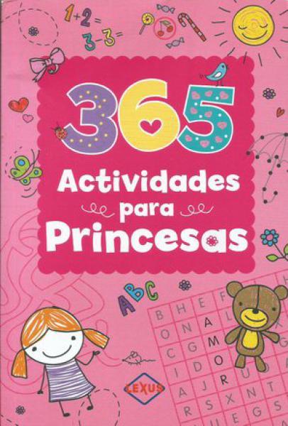 365 ACTIVIDADES PARA PRINCESAS