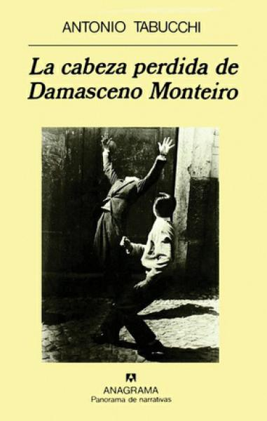 CABEZA PERDIDA DE DAMASCENO MONTEIR