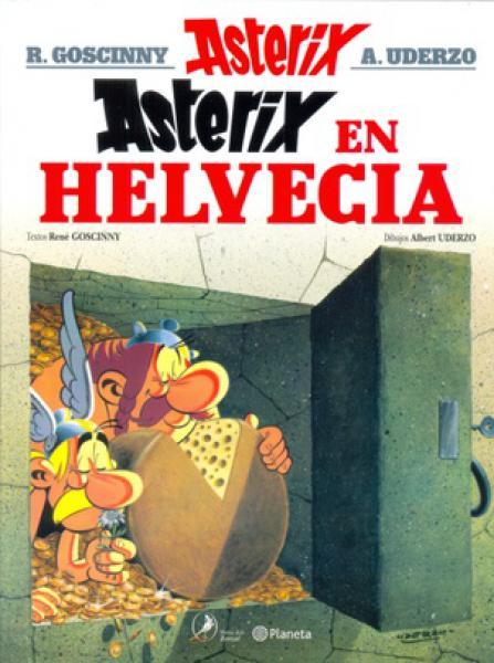ASTERIX 16 - ASTERIX EN HELVECIA