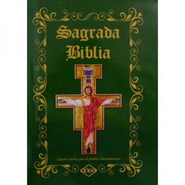 SAGRADA BIBLIA - ED.CATOLICA P/CRISTIANO