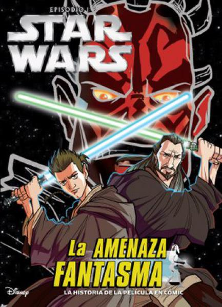 STAR WARS EPISODIO I AMENAZA FANTASMA