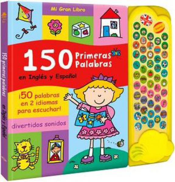150 PRIMERAS PALABRAS EN INGLES Y ESPAÑO