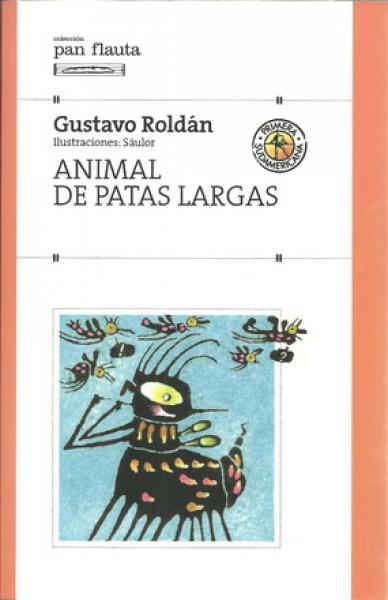ANIMAL DE PATAS LARGAS