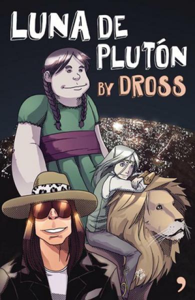 LUNA DE PLUTON