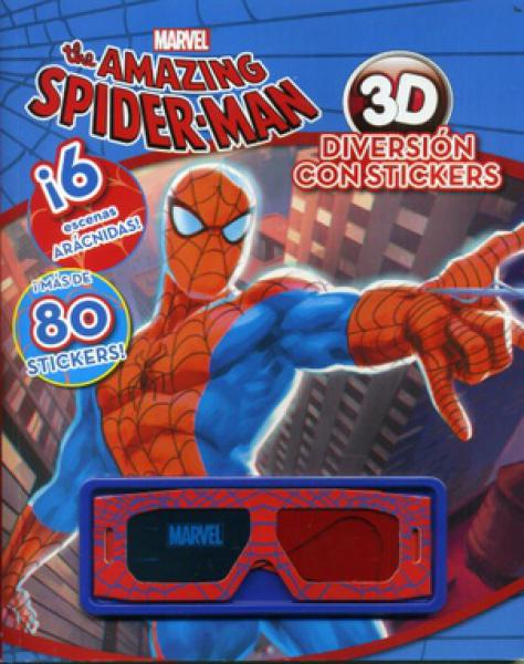 AMAZING SPIDER-MAN 3D DIVERSIONES CON ST