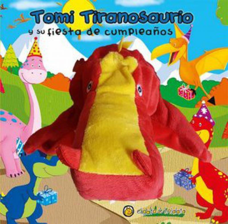 TOMI TIRANOSAURIO TITIRITERO