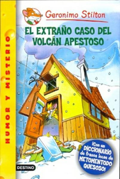 EL EXTRAÑO CASO DEL VOLCAN APESTOSO
