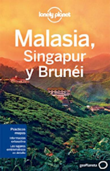 GUIA DE MALASIA, SINGAPUR Y BRUNEI - ES