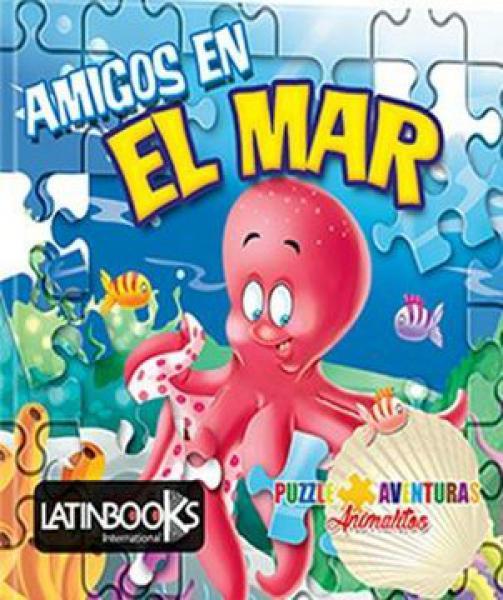 AMIGOS EN EL MAR  -PUZZLE-