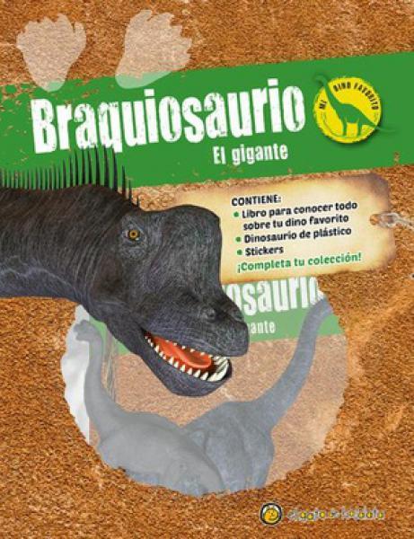 BRAQUIOSAURIO EL GIGANTE