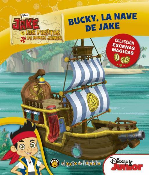 JAKE BUCKY LA NAVE DE JAKE