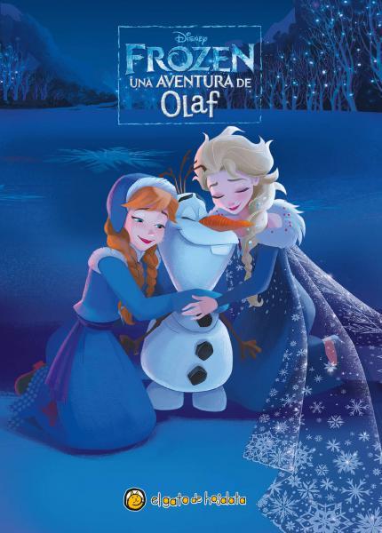 FROZEN UNA AVENTURA DE OLAF