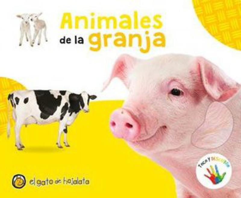 ANIMALES DE LA GRANJA TOCO Y DESCUBRO