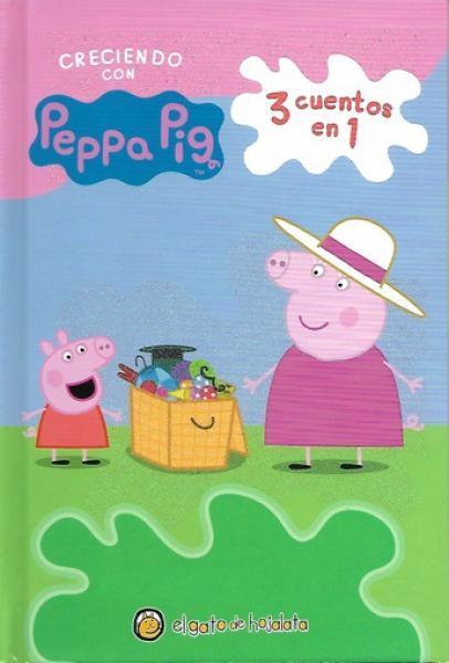 CRECIENDO CON PEPPA PIG