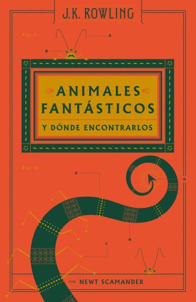 ANIMALES FANTASTICOS Y DONDE ENCONTRARLO