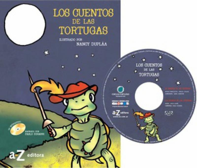 LOS CUENTOS DE LAS TORTUGAS(CON CD)