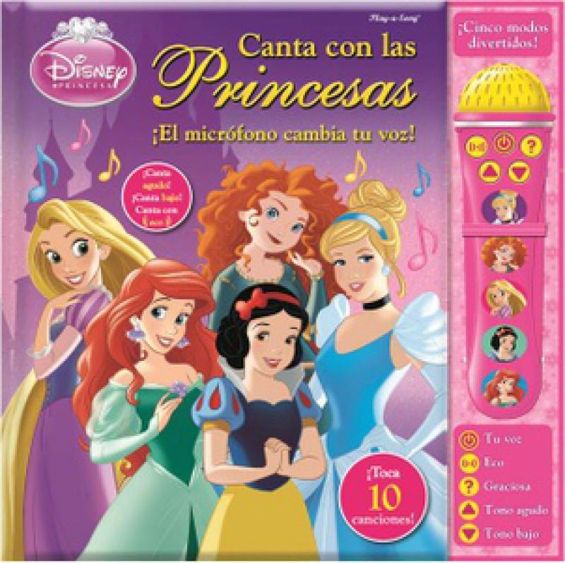 CANTA CON PRINCESAS