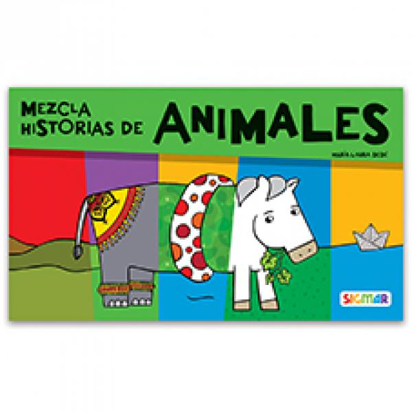 MEZCLA HISTORIAS DE ANIMALES