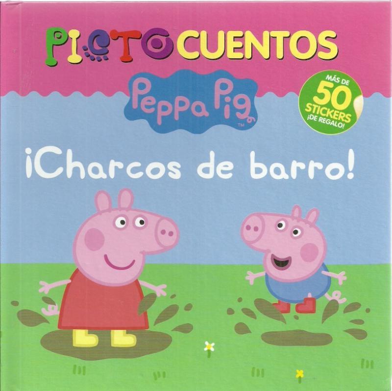 CHARCOS DE BARRO!