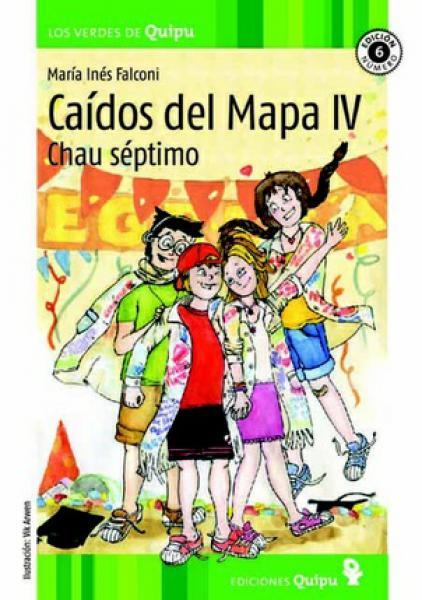 CAIDOS DEL MAPA IV