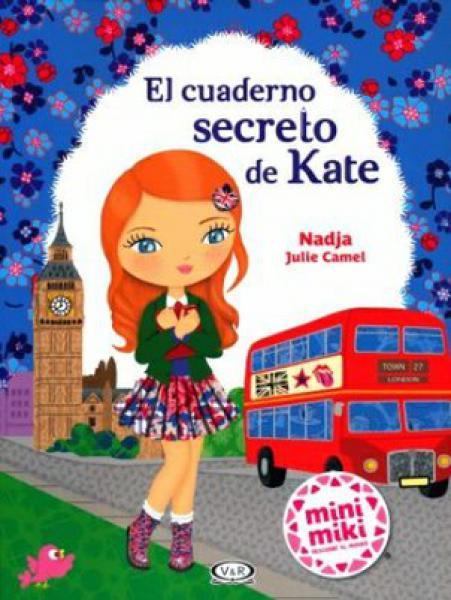 EL CUADERNO SECRETO DE KATE