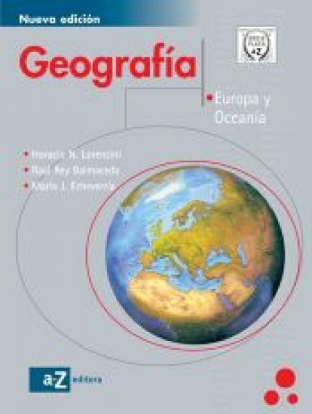 GEOGRAFIA 2 (SERIE PLATA)EUROPA Y OCEAN