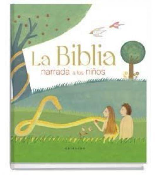 LA BIBLIA NARRADA A LOS NIÐOS