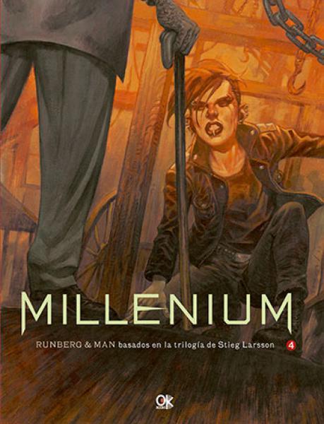 MILLENIUM 4 (COMIC)