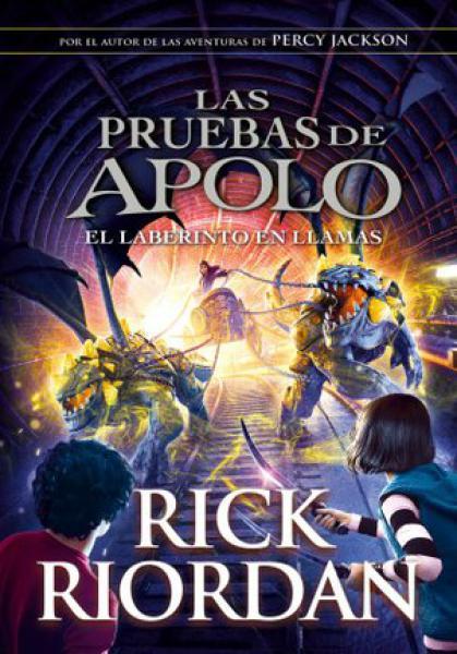 PRUEBAS DE APOLO III - EL LABERINTO EN L
