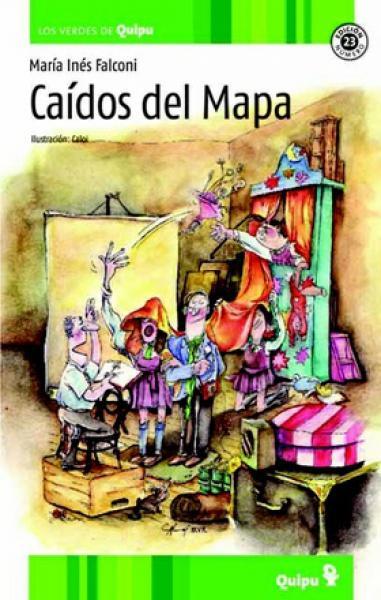 CAIDOS DEL MAPA I