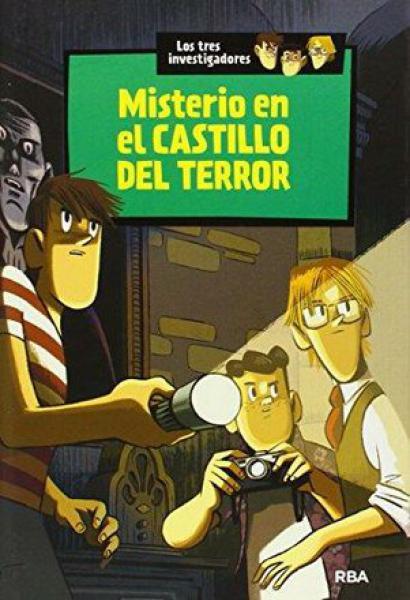 MISTERIO EN EL CASTILLO DE TERROR