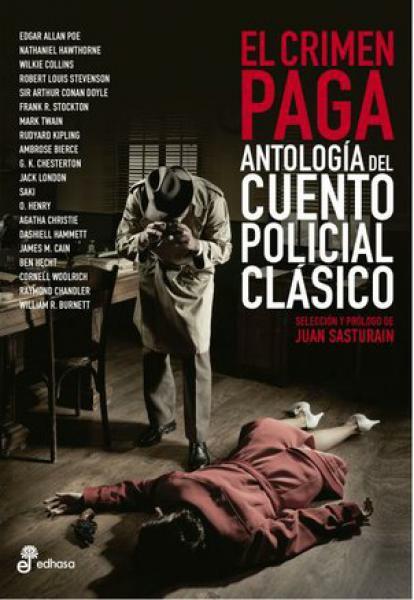 CRIMEN PAGA ANTOLOGIA DEL CUENTO POLICIA