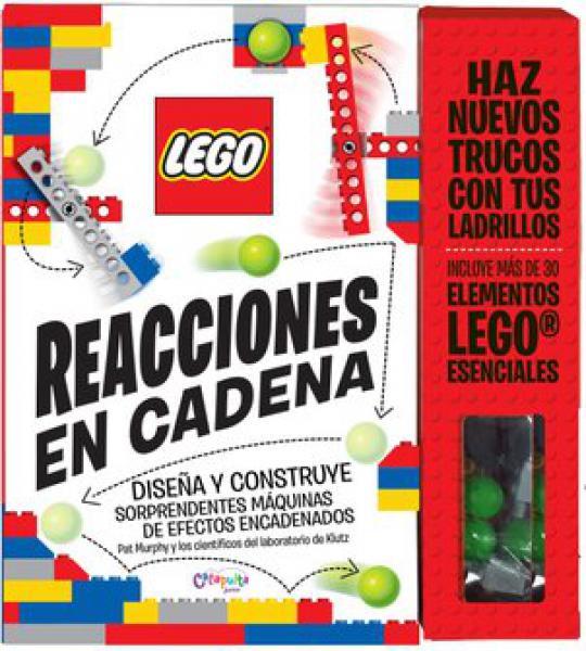 LEGO - REACCIONES EN CADE