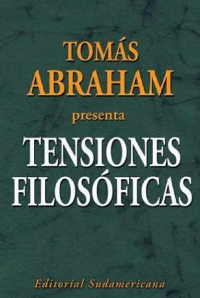 TENSIONES FILOSOFICAS