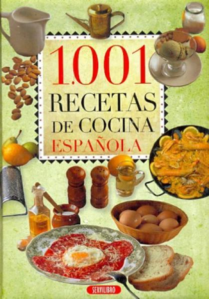 1001 RECETAS DE COCINA ESPAÑOLA