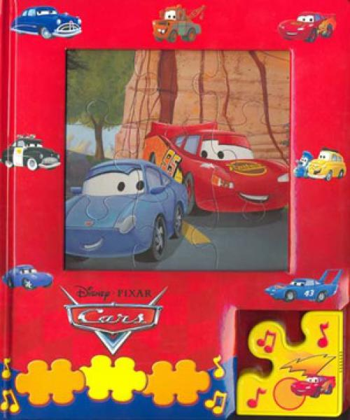 CARS:MUSICAL PUZZLE