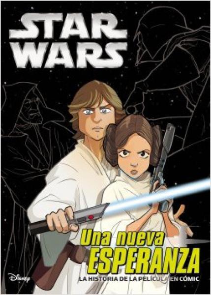 STAR WARS UNA NUEVA ESPERANZA (HISTORIET