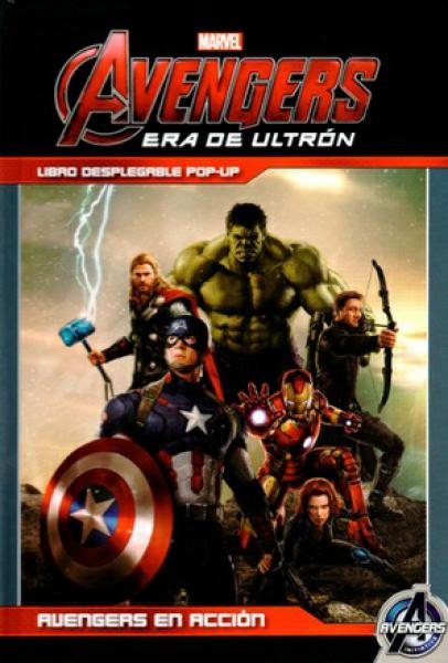 AVENGER ERA DE ULTRON - POP-UP