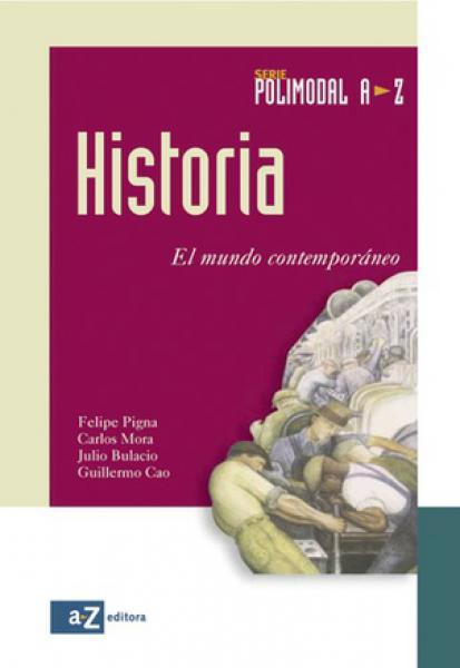HISTORIA-EL MUNDO CONTEMPORANEO POL.